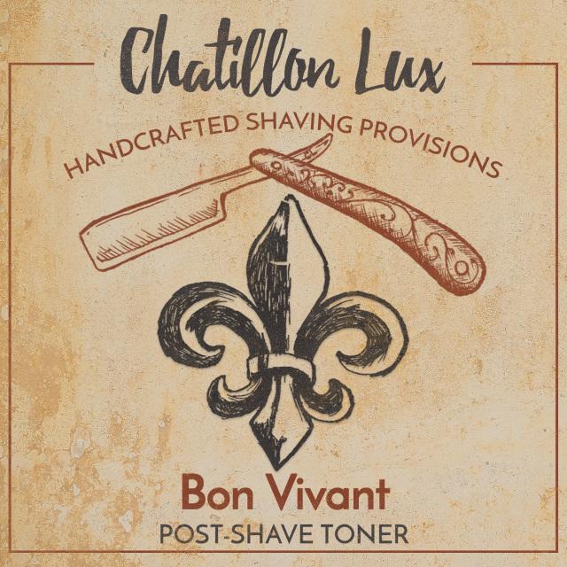 Chatillon Lux - Bon Vivant - Toner image