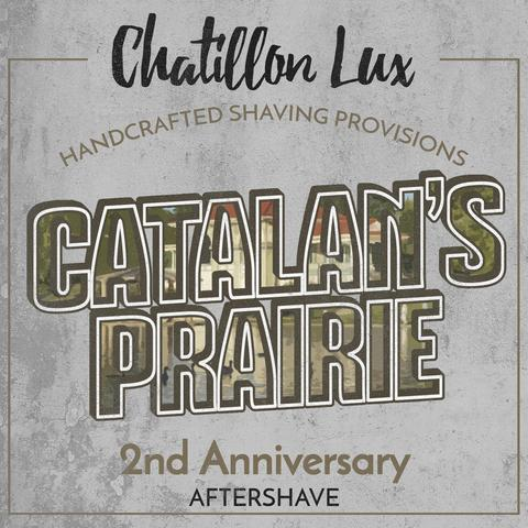 Chatillon Lux - Catalan's Prairie - Aftershave image
