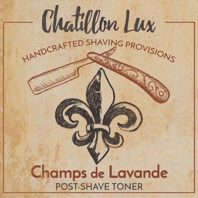 Chatillon Lux - Champs de Lavande - Toner image