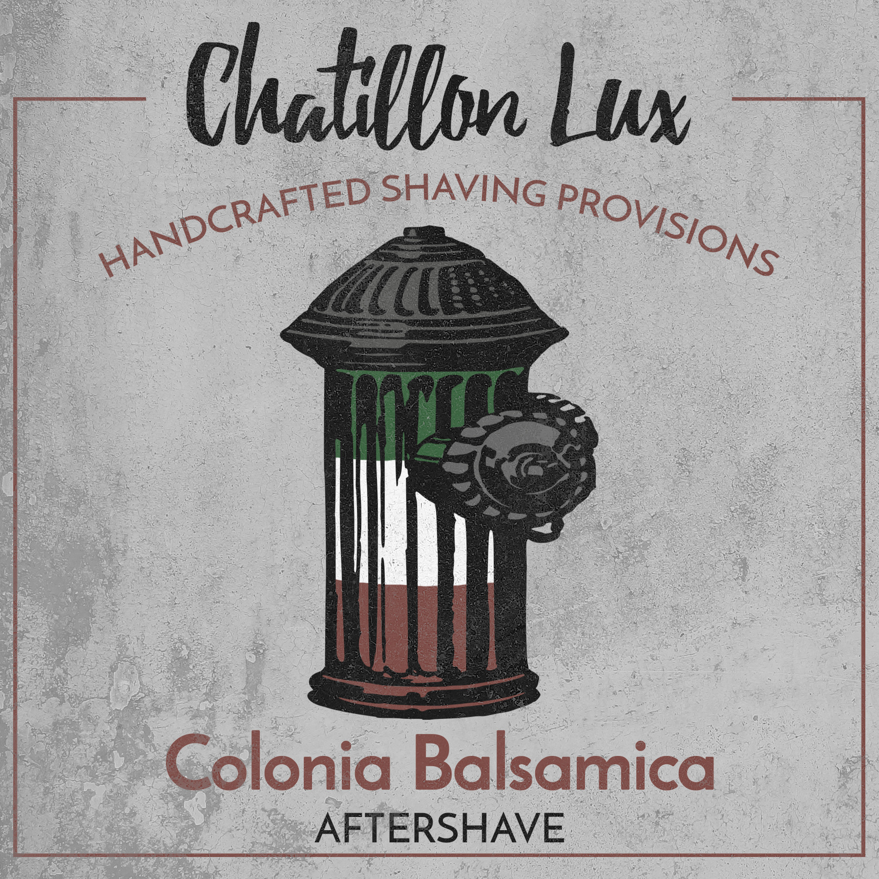 Chatillon Lux - Colonia Balsamica - Aftershave image