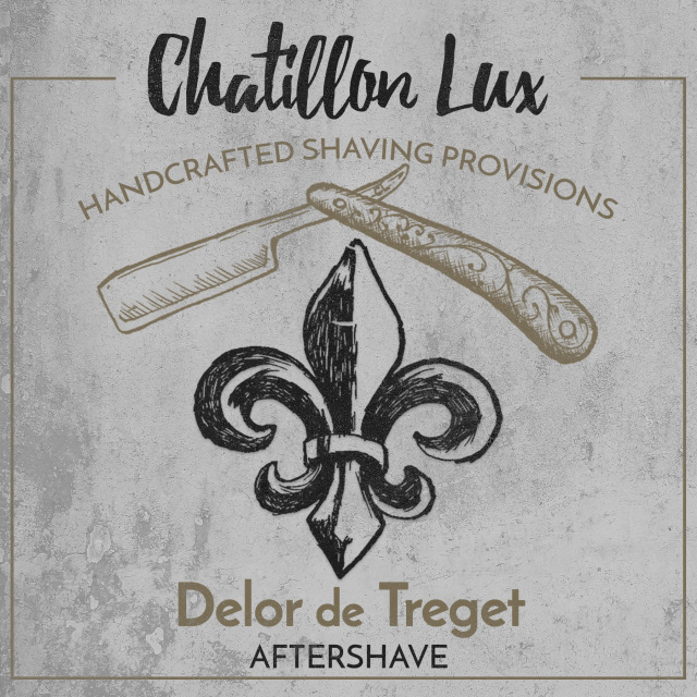 Chatillon Lux - Delor de Treget - Aftershave image