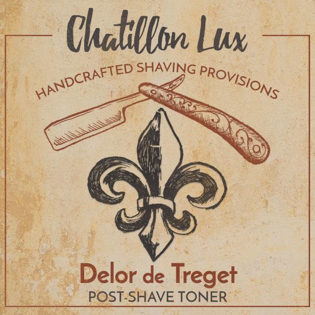 Chatillon Lux - Delor de Treget - Toner image