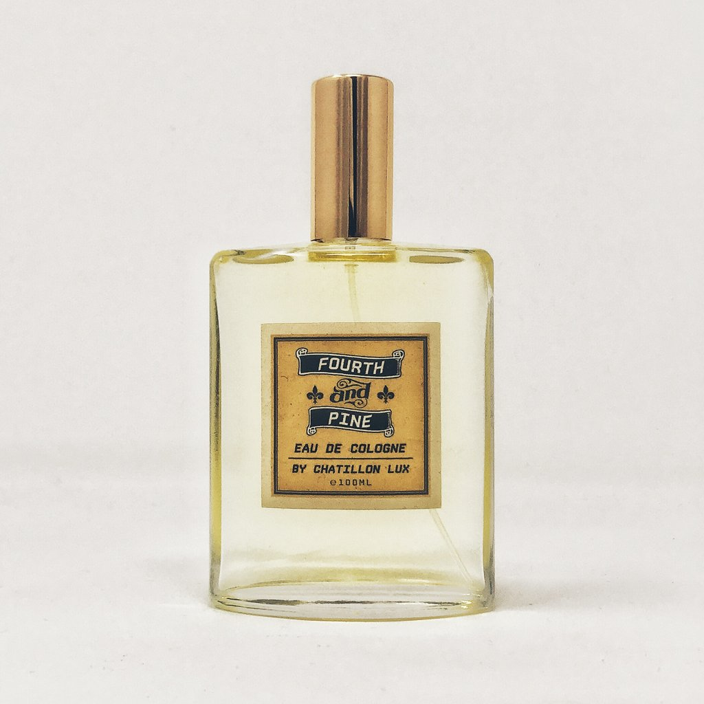 Chatillon Lux - Fourth & Pine - Eau de Cologne image