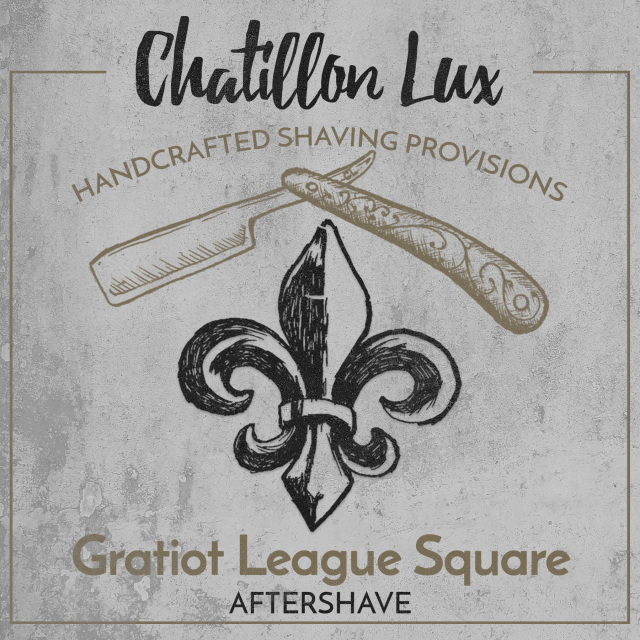 Chatillon Lux - Gratiot League Square - Aftershave image