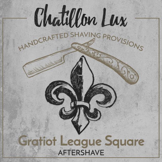 Chatillon Lux - Gratiot League Square - Aftershave image