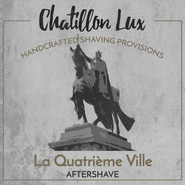 Chatillon Lux - La Quatrième Ville - Aftershave image