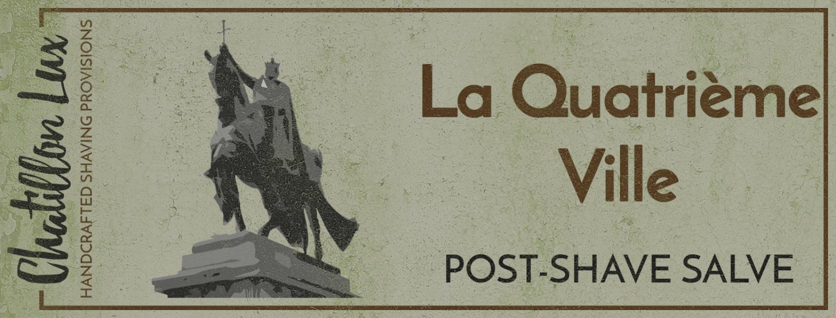 Chatillon Lux - La Quatrième Ville - Salve image