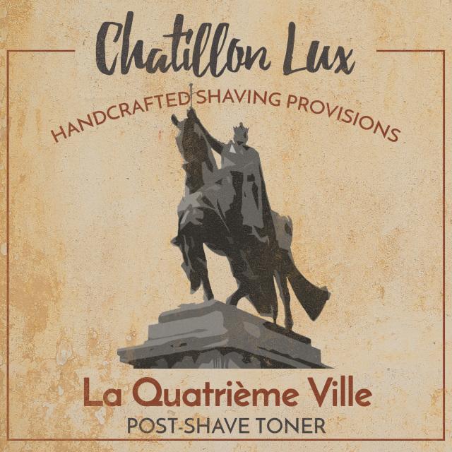 Chatillon Lux - La Quatrième Ville - Toner image