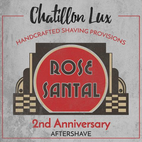 Chatillon Lux - Rose Santal - Aftershave image