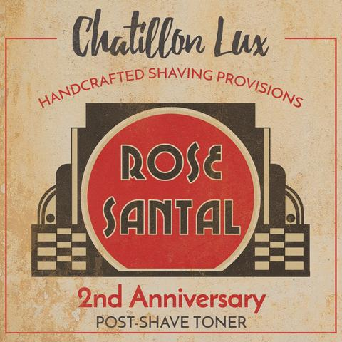 Chatillon Lux - Rose Santal - Toner image