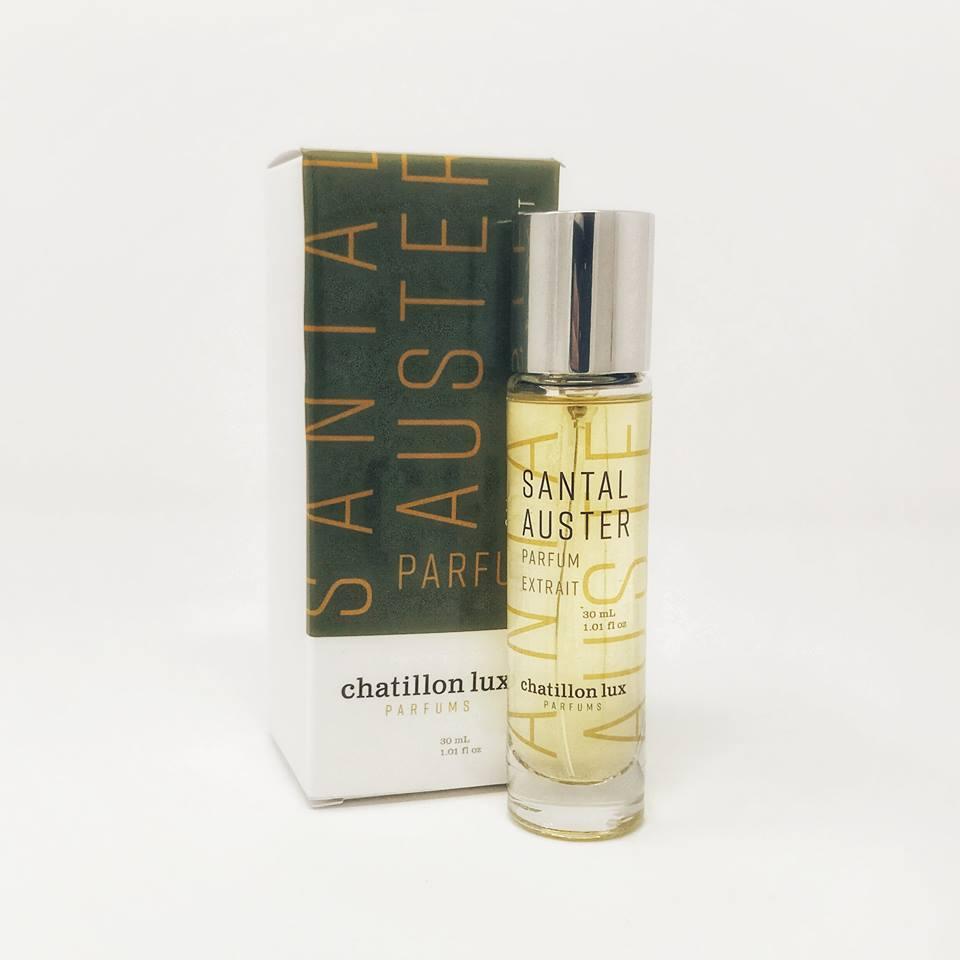 Chatillon Lux - Santal Auster (Parfum Extrait) - Parfum image