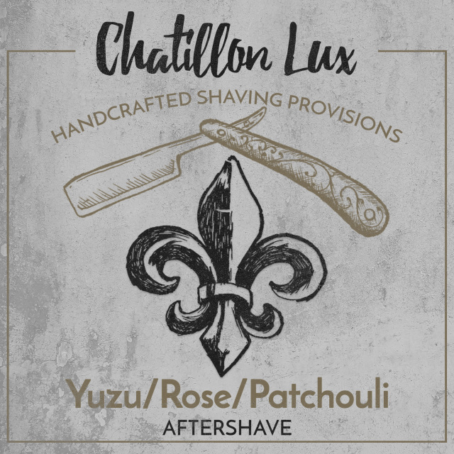 Chatillon Lux - Yuzu/Rose/Patchouli - Aftershave image