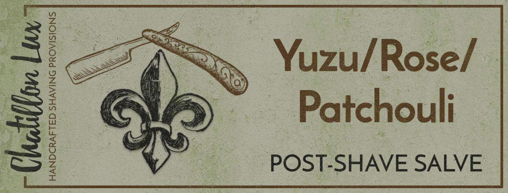 Chatillon Lux - Yuzu/Rose/Patchouli - Salve image