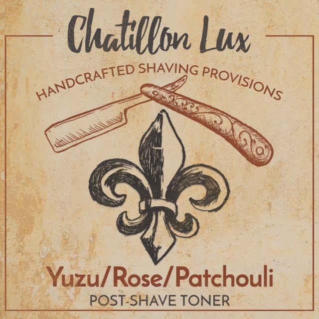 Chatillon Lux - Yuzu/Rose/Patchouli - Toner image