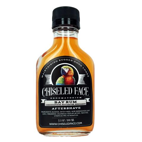 Chiseled Face - Bay Rum - Aftershave image