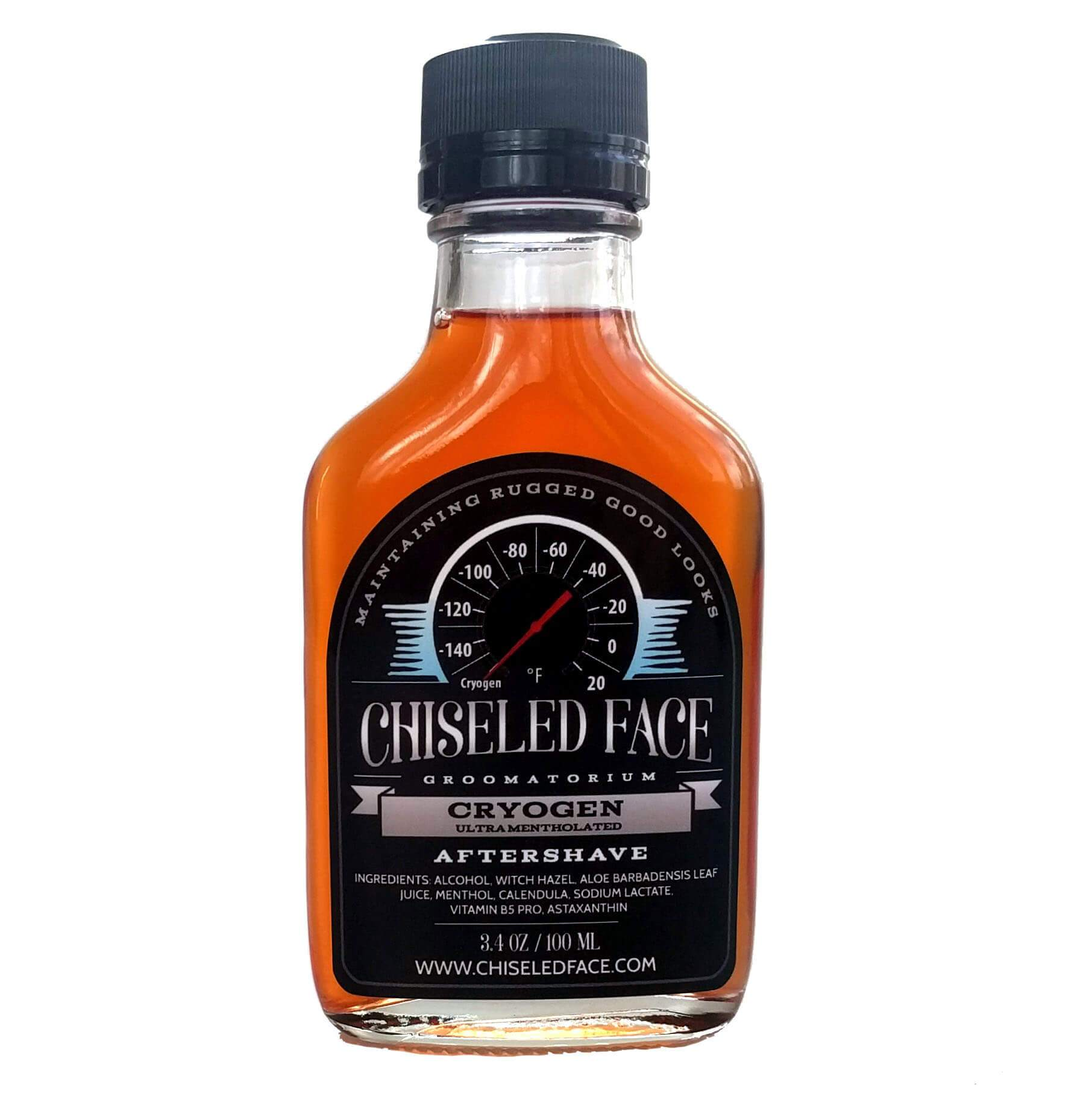 Chiseled Face - Cryogen - Aftershave image