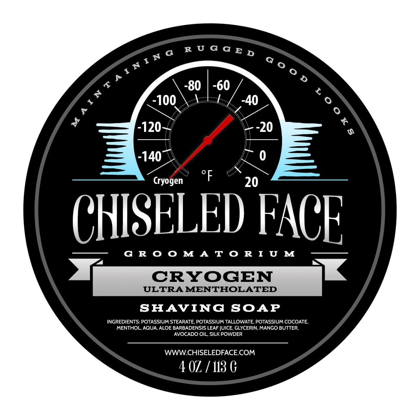 Chiseled Face - Cryogen - Soap image