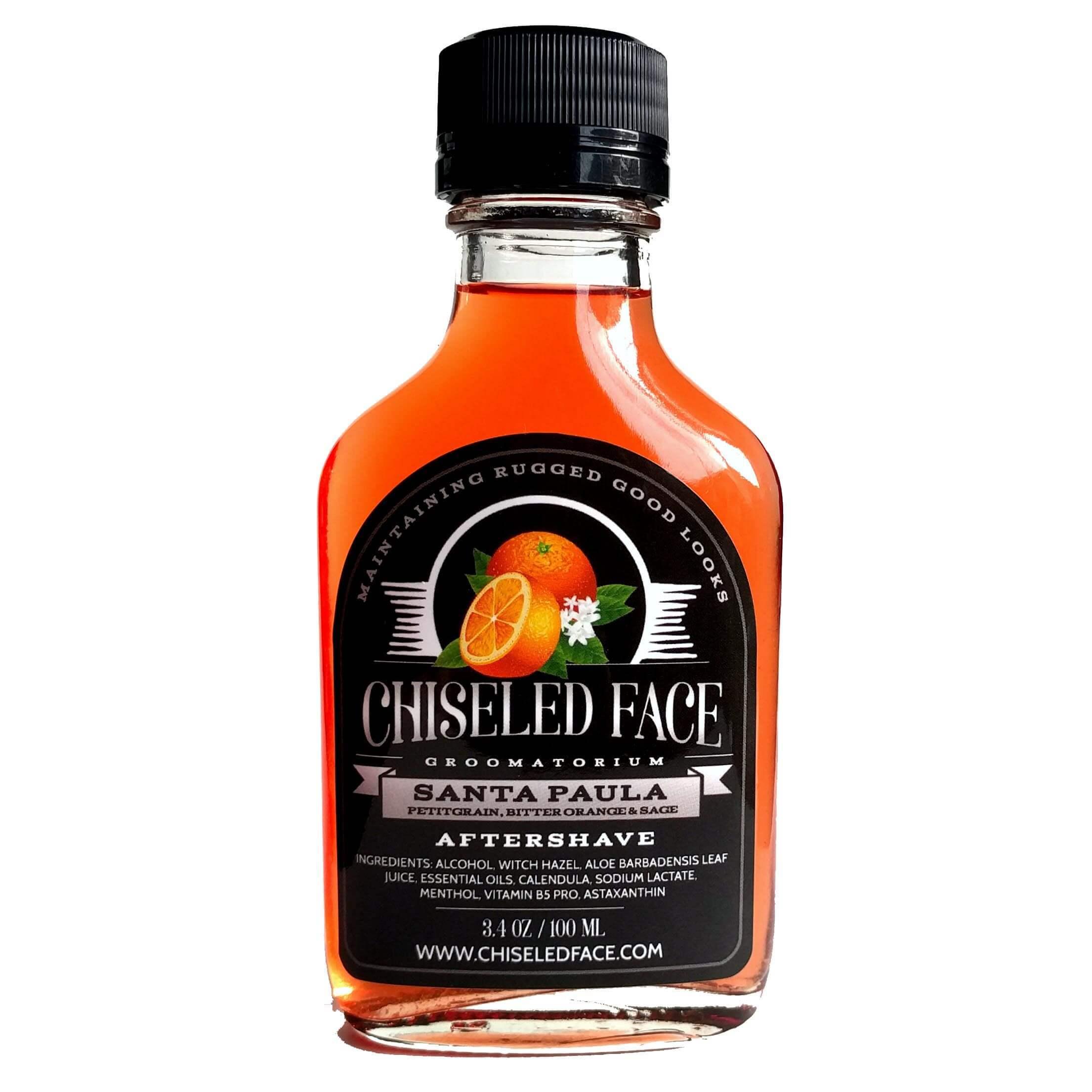 Chiseled Face - Santa Paula - Aftershave image