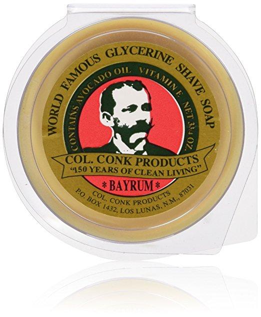 Col. Conk - Bay Rum - Soap image