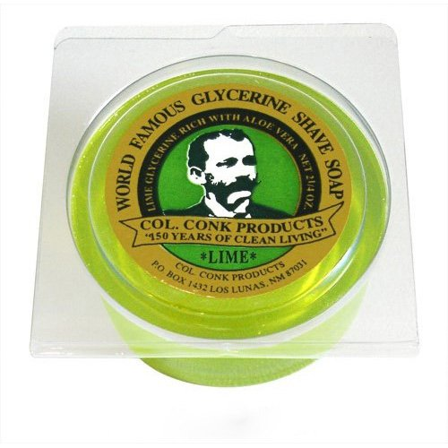 Col. Conk - Lime - Soap image