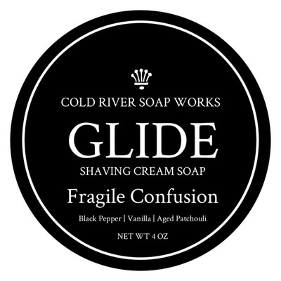 Cold River Soap Works - Fragile Confusion - Soap image