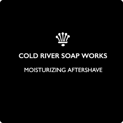 Cold River Soap Works - Bergamot & Bay - Aftershave (Alcohol Free) image