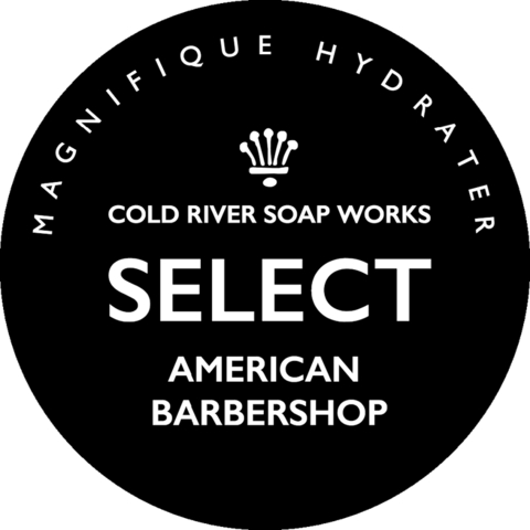 Cold River Soap Works - American Barbershop - Soap image