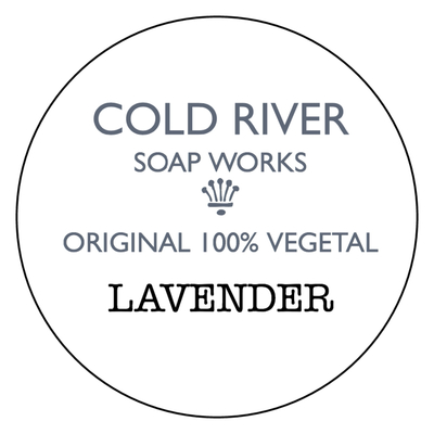 Cold River Soap Works - Lavender - Soap (Vegan) image