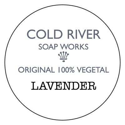 Cold River Soap Works - Lavender - Soap (Vegan) image