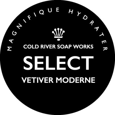 Cold River Soap Works - Vetiver Moderne - Soap image