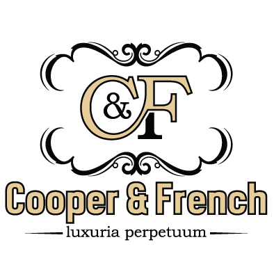 Cooper & French logo
