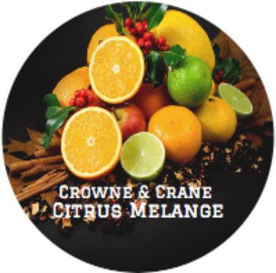 Crowne & Crane - Citrus Melange - Soap image