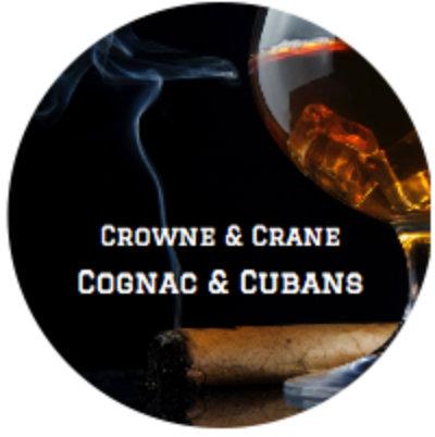 Crowne & Crane - Cognac & Cubans - Soap image