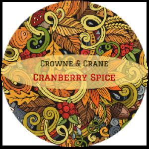 Crowne & Crane - Cranberry Spice - Soap image