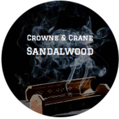 Crowne & Crane - Sandalwood - Soap image
