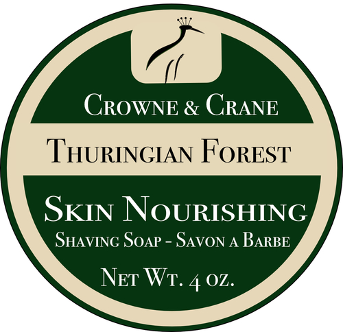Crowne & Crane - Thuringian Forest - Soap image