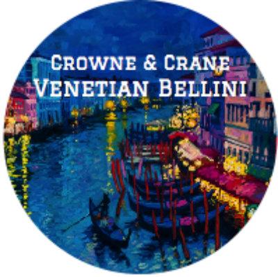 Crowne & Crane - Venetian Bellini - Soap image