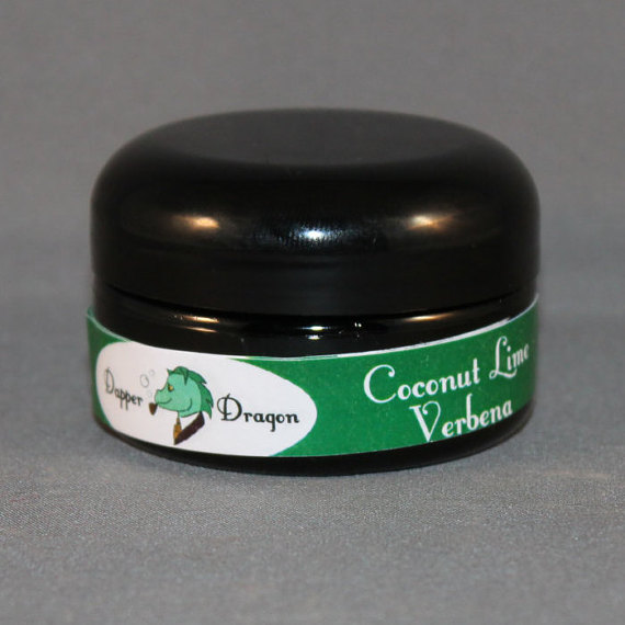 Dapper Dragon - Coconut Lime Verbena - Scale Polish image