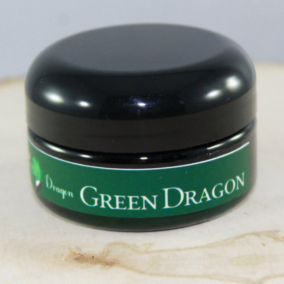 Dapper Dragon - Green Dragon - Scale Polish image