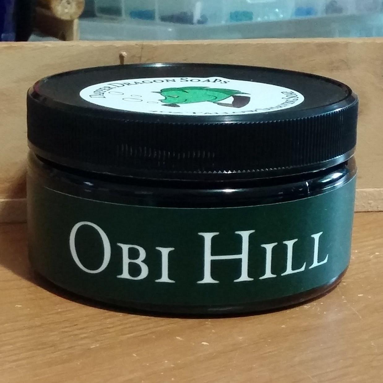 Dapper Dragon - Obi Hill - Soap image