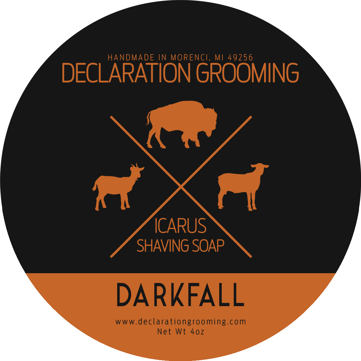 Declaration Grooming - Declaration Grooming - Darkfall - Soap image