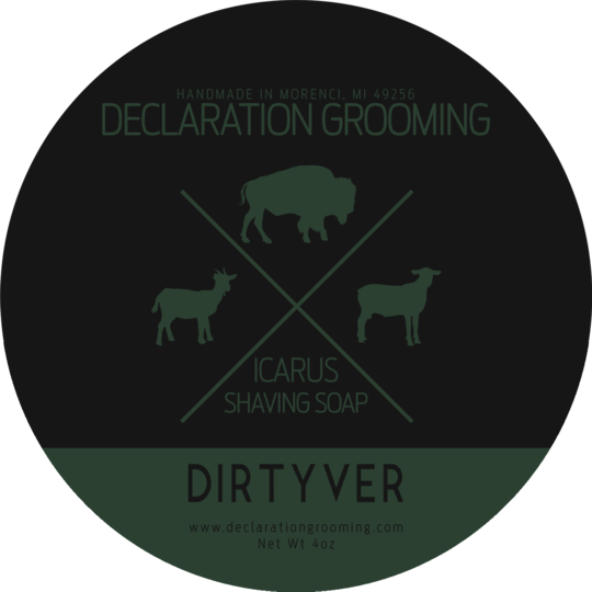 Declaration Grooming - Declaration Grooming - Dirtyver - Soap image
