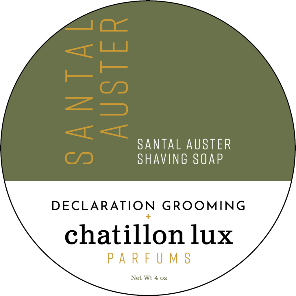 Chatillon Lux/Declaration Grooming - Santal Auster - Soap image