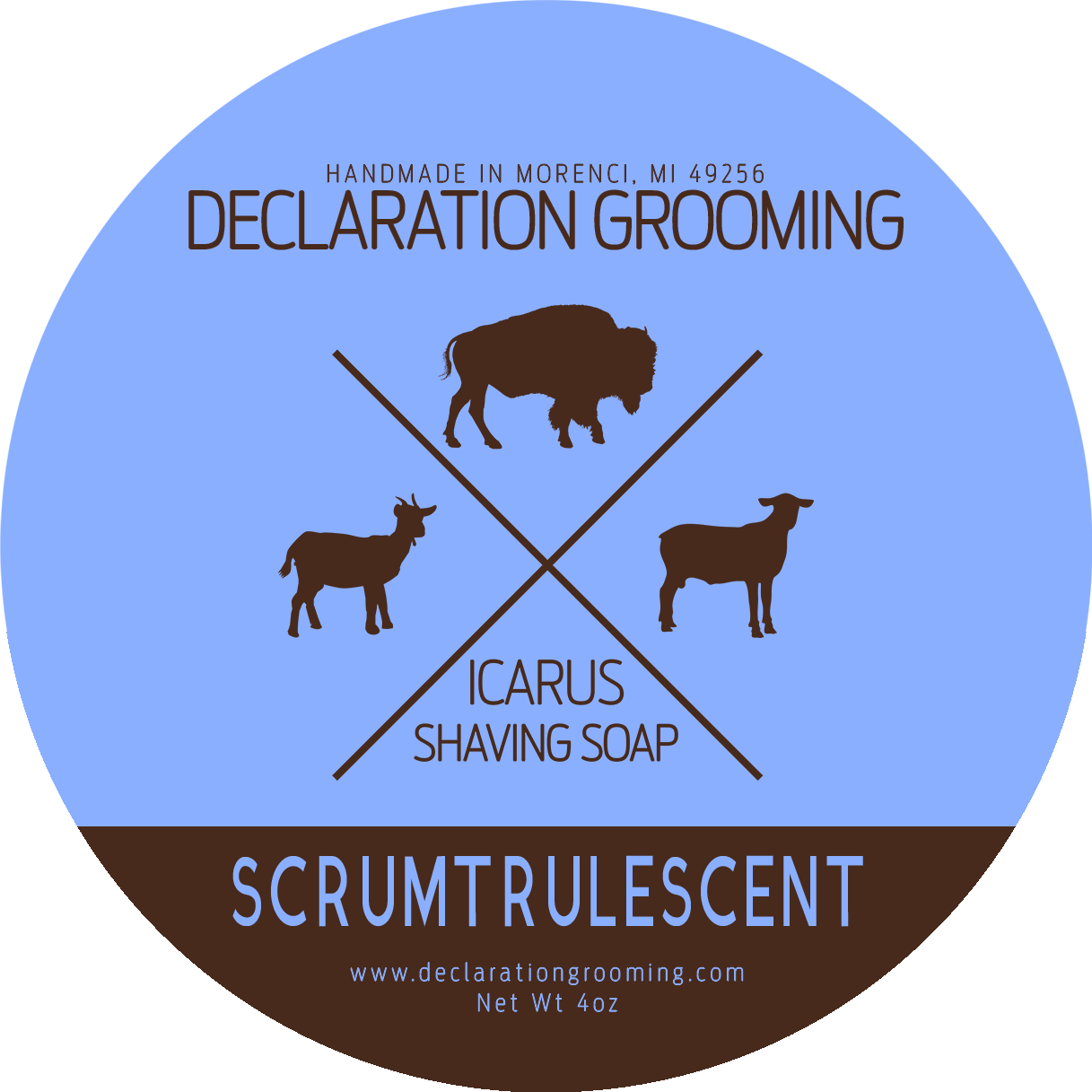 Declaration Grooming - Scrumtrulescent - Soap image