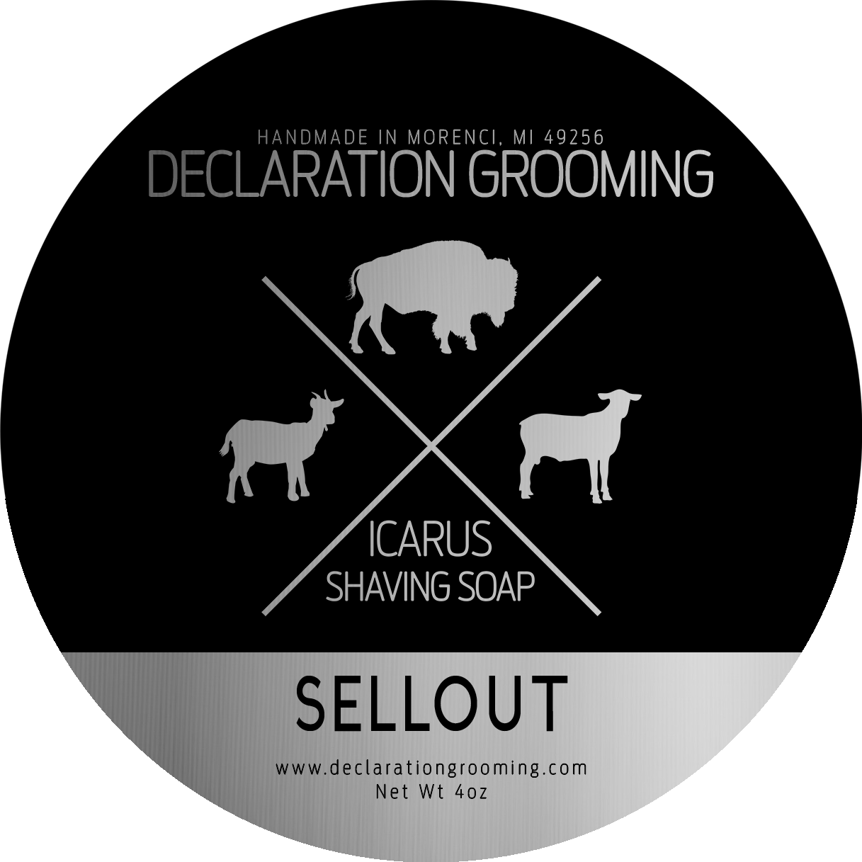 Declaration Grooming - Declaration Grooming - Sellout - Soap image