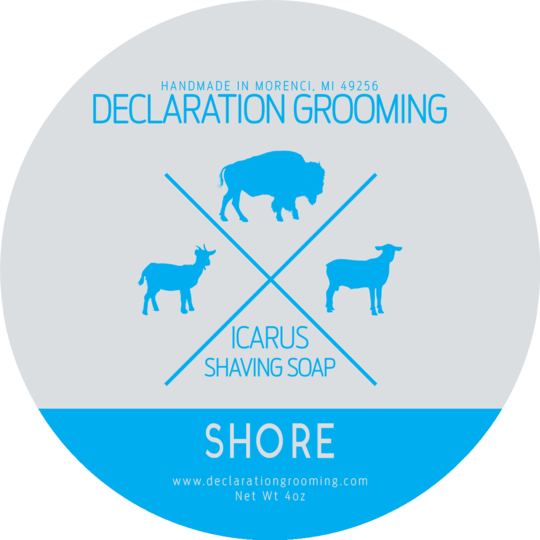 Declaration Grooming - Shore - Soap image