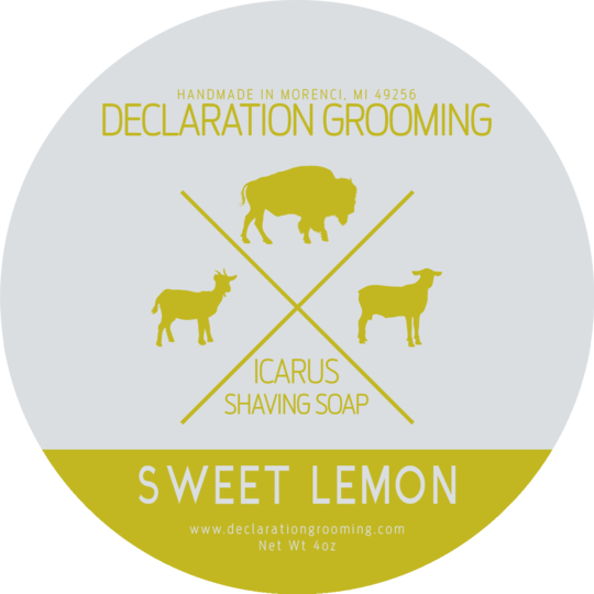 Declaration Grooming - Sweet Lemon - Soap image