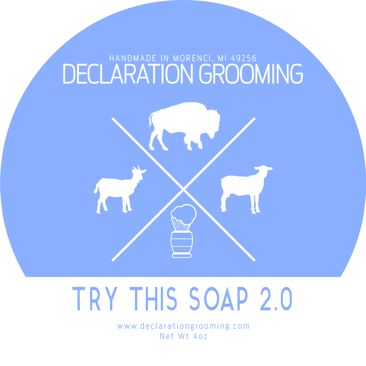 Declaration Grooming - Try This Soap 2.0 - Soap image