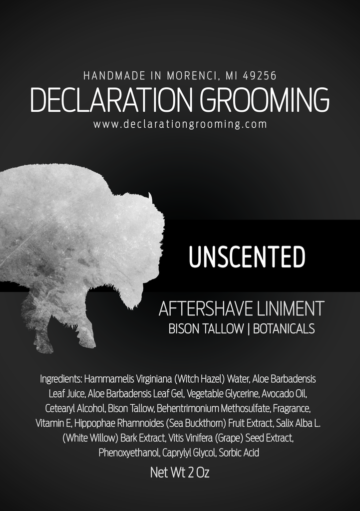 Declaration Grooming - Unscented - Liniment image