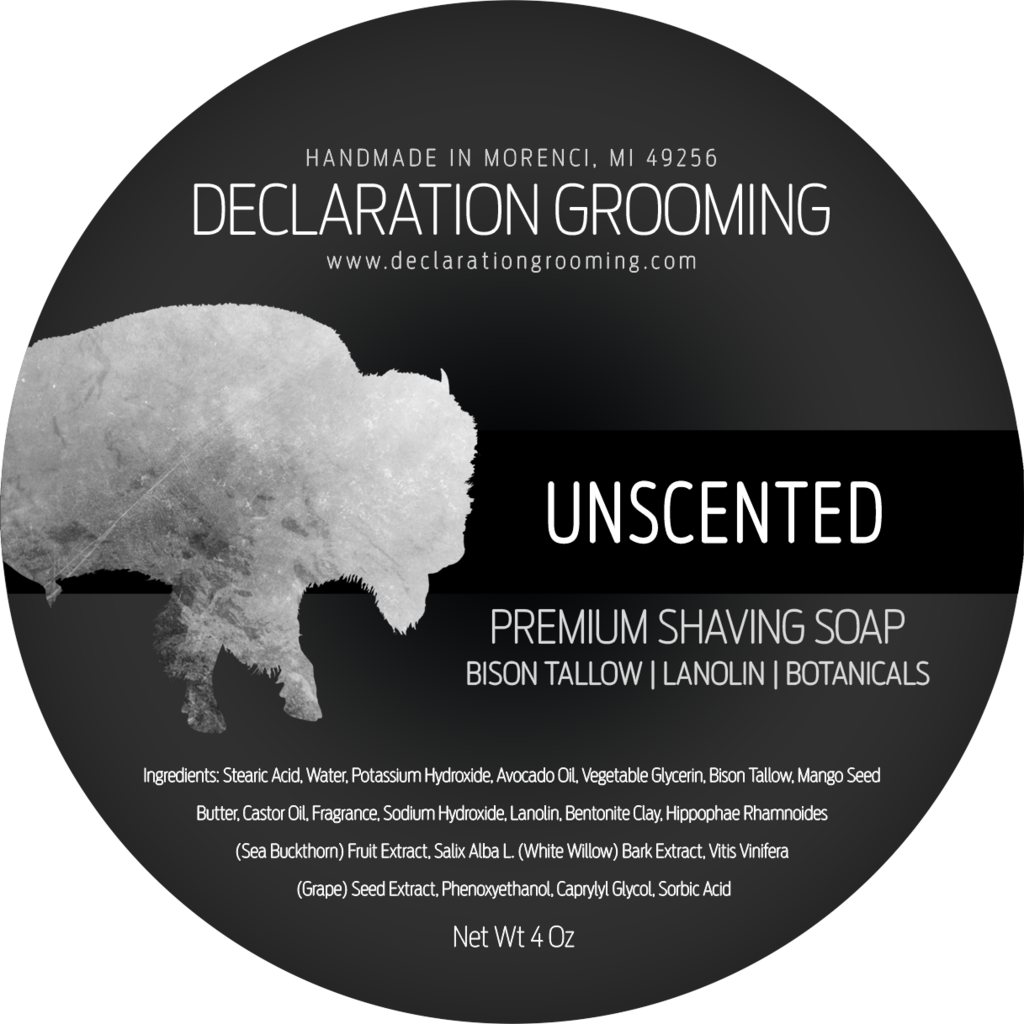 Declaration Grooming - Unscented - Soap image